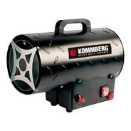 Calefactor Gas Cañon Turbina Aire 13000 Cal Kommberg