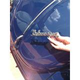 Accesorio Emblema Manuscrito Béisbol Volkswagen Pza
