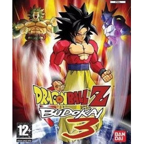 Patch Dragon Ball Z Budokai3 Play2