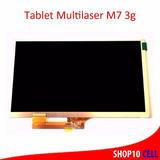 Display Lcd Tela Tablet Multilaser M7 3g M73g Nb162 Original