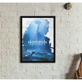 Quadro Horizon Zero Dawn ( 30x40 )