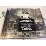 Cd Eminem Bad Meets Evil Hell The Sequel Deluxe Edition
