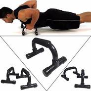 Barras Paralelas Push Up Flexiones Ejerciciospvc Resistente