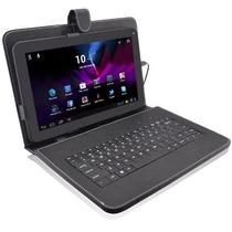 Tablet 10´´ Função Celular 2 Chips Andr 6.0 Quadcore + Capa