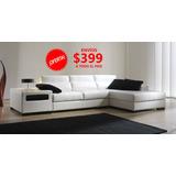 Elegante Sala Venus Premium Diseño Minimalista