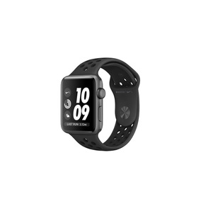 Relogio Apple Watch Series 3 Nike+ Mql42/a Gps 42mm Space G