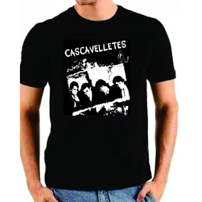 Camiseta Banda - Cascavelletes - Rock Gaúcho