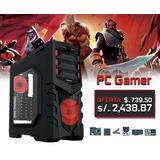 Pc Gamer Amd Ryzen 5 Gtx 1050ti 4gb 1tb 8gb