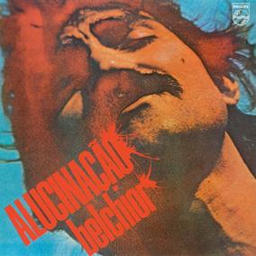 Disco De Vinil Belchior Alucinação