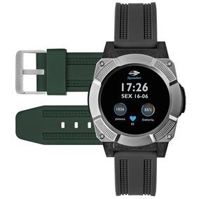 Smartwatch Mormaii Masculino Revolution Prata - Mosraa/8c