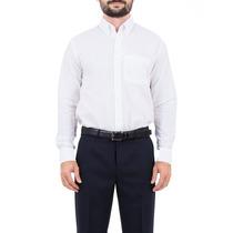 Camisa Social Mista Com Maquinetado - Jcanedo