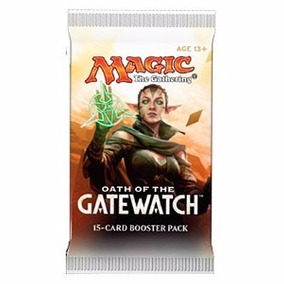 Magic Oath Of The Gatewach Booster Pack