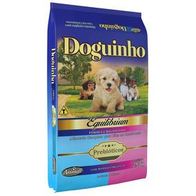 Racao Caes Cachorros Filhotes Doguinho Equilibrium 25 Kg