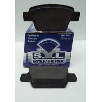 Pastilha Traseira Fiat Stilo 1.8 Sporting 8v 2002/2011