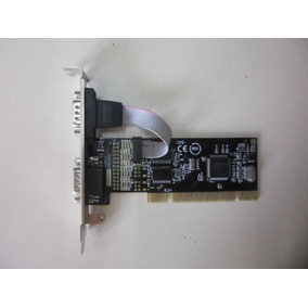 Tarjeta Pci Serial Rs232 Moschp