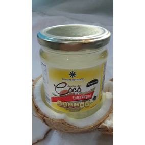 Aceite De Coco Organico 100% Extravirgen Prensado En Frío.