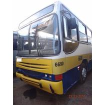 Onibus Vw/maxibus 16-210 Mwm 6 Cilindros 2000/2000 50 Lugar