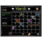 fa3cdfb1a3a02 Ampliación De La Pizarra Del Calendario De Pared Del Planif