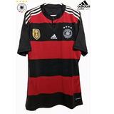 Alemania Camiseta 2014 Suplente