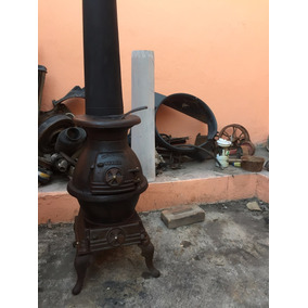 Estufa De Leña Calenton Chimenea