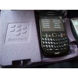 Blackberry Curve 8520 Nueva En Caja Con Accesorios
