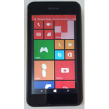 Nokia Lumia 530 Dual Chip Windows 8.1 Semi Novo Barato