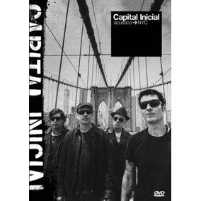 Capital Inicial - Acústico Nyc - Ao Vivo - Dvd