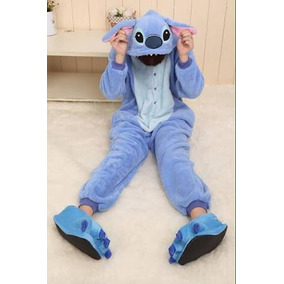 Pijama, Disfraz Onesie Stitch - Listo Para Entrega