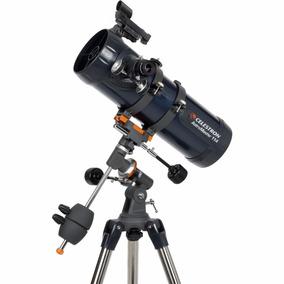 Telescopio Reflector Celestron Astromaster 114mm Ecuatorial