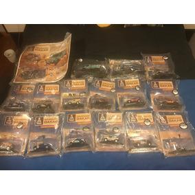 Colección Dakar Completa 16 Autitos