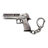 Chaveiro Arma Pistola Desert Eagle | Free Fire Fortnite Pubg
