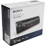 Autoestereo Sony Xplod Usb, Cd, Mp3 Cdx-g1200u
