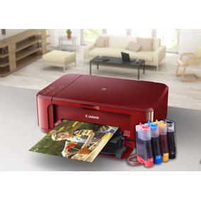 Impresora Con Sistema De Tinta Continua Multifuncional $1290