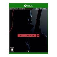 Novo: Jogo Hitman Iii - Xbox One