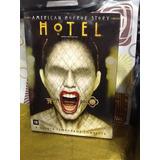 Dvd American Horror Story Hotel 5ª Temporada 4 Discos