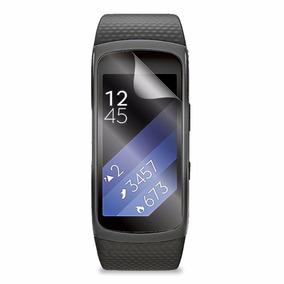 Kit 2 Peliculas Protetora Relogio Samsung Gear Fit 2 (r360)