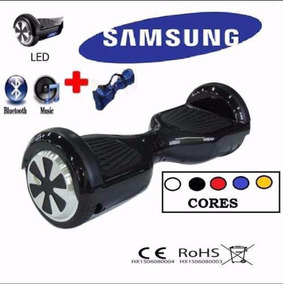 Hoverboard 6.5 Com Bluetooth Led Mocila 12x Sem Juros Barato