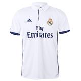 167c80c51c Camisa Real Madrid Home 16 17 S nº Torcedor adidas Masculina