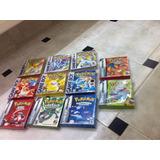 Cajas Custom 11 Para Pokemon Gameboy (son Solo Las Cajas)