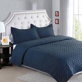 Colcha Cobertor Bedsure Azul Oscuro