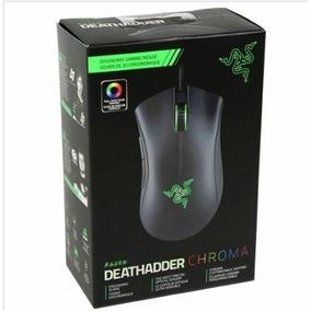 Mouse Razer Deathadder Chroma 10000dpi 5 Botões Usb