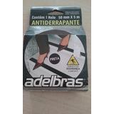 Fita Adesiva Antiderrapante Preta 50mm X 5m - Adelbras