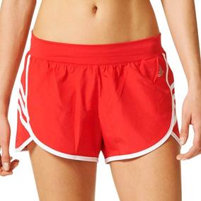 Short Atletico Ultimate 3 Franjas Mujer adidas Ay7004