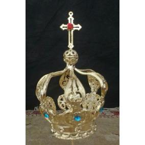 Coroa Para Santas Estilo Barroco Numero 5