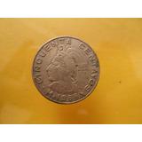 Moneda 50 Centavos 1966 Cuauhtemoc Escasa