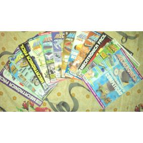 Revistas Mecatrônica Fácil Vários Números