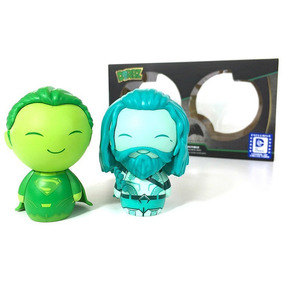 Funko Dorbz 2 Pack Aquaman & Superman Legion Of Collectors