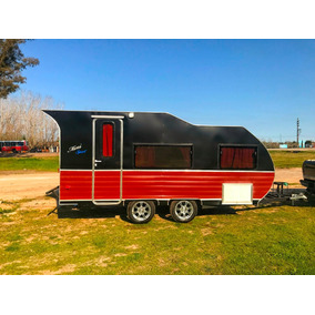 Casa Rodante - Mini 440 - Lomas Camping - Cañuelas