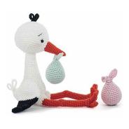 Cigüeña Amigurumi Crochet - Tienda Online Nariz De Azúcar