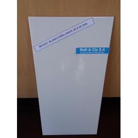 Revestimiento Blanco Brillante 29 X 59 2da ( Caja)